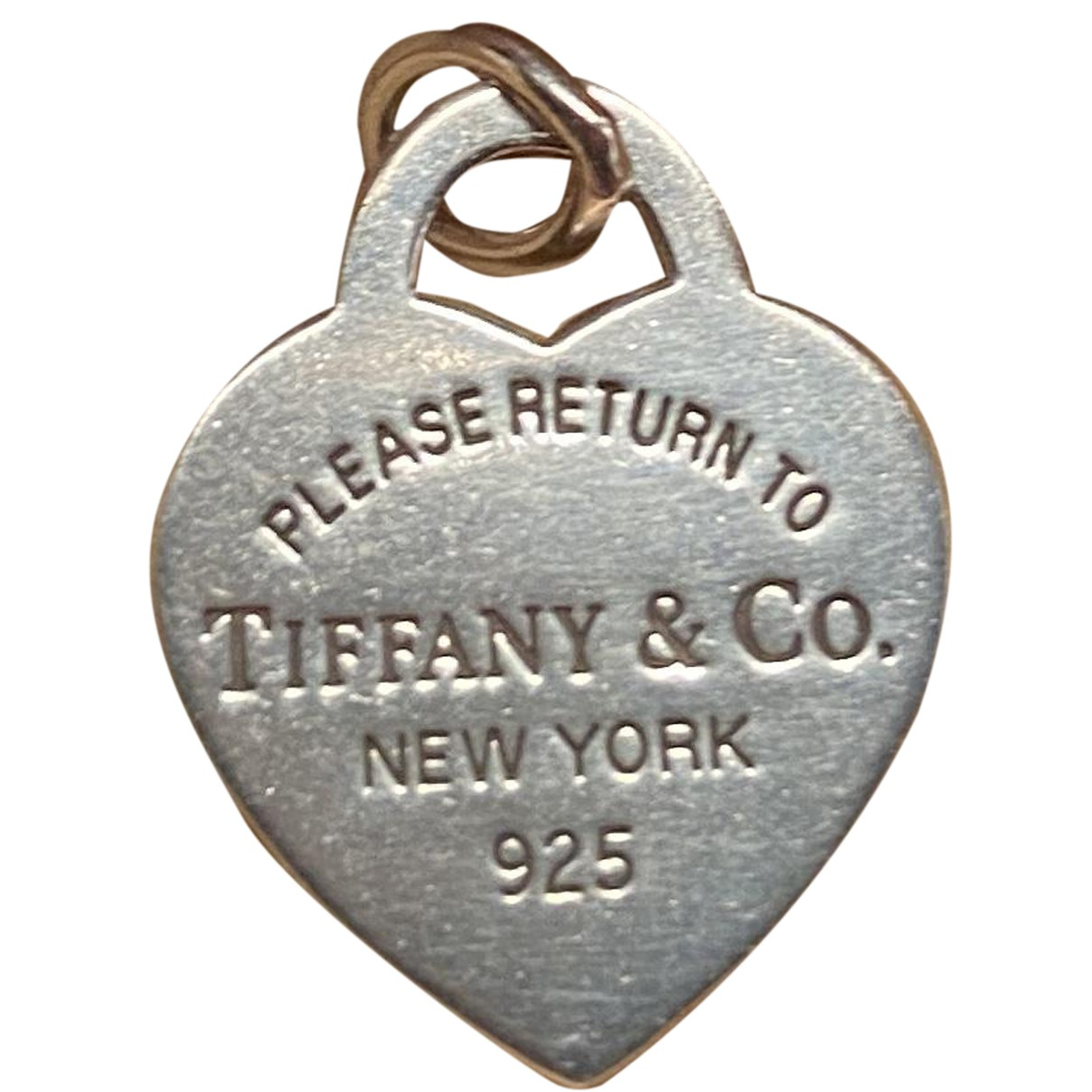 Colgante de Plata Tiffany & Co