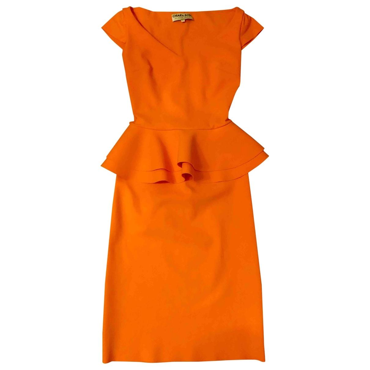 Chiara Boni - Robe   pour femme - orange