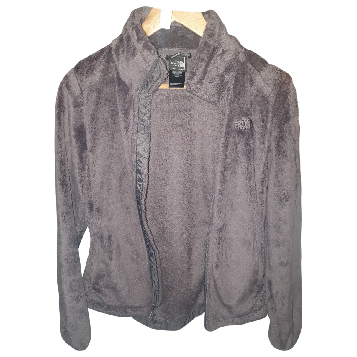 The North Face \N Grey jacket for Women 34 FR