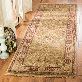Safavieh Couture Hand-knotted Old World Beke Traditional Oriental Wool Rug with Fringe (2'6