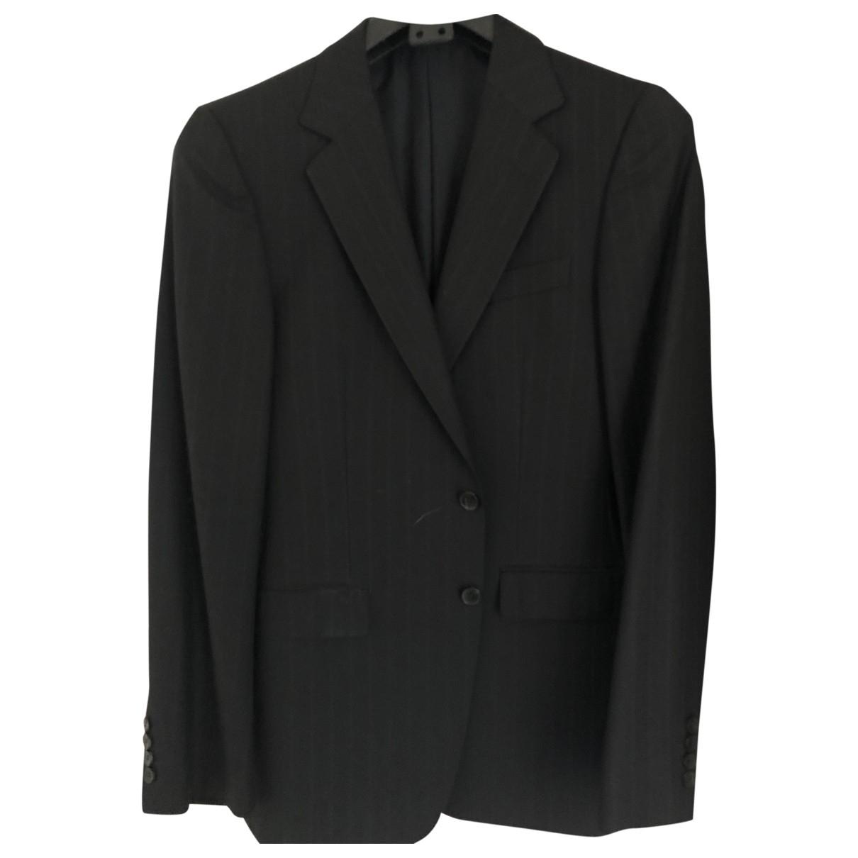 Gucci - Vestes.Blousons   pour homme en laine - noir