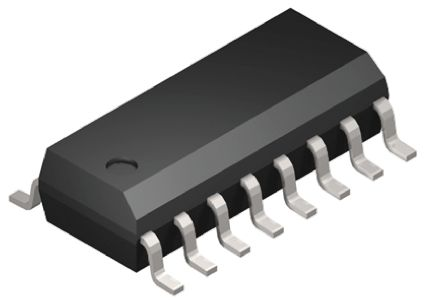 Maxim Integrated Maxim MAX3045BESE+, 4 (RS-422), 4 (RS-485)-TX RS-422, RS-485, Quad Transmitter Differential 5 V, 16-Pin SOIC
