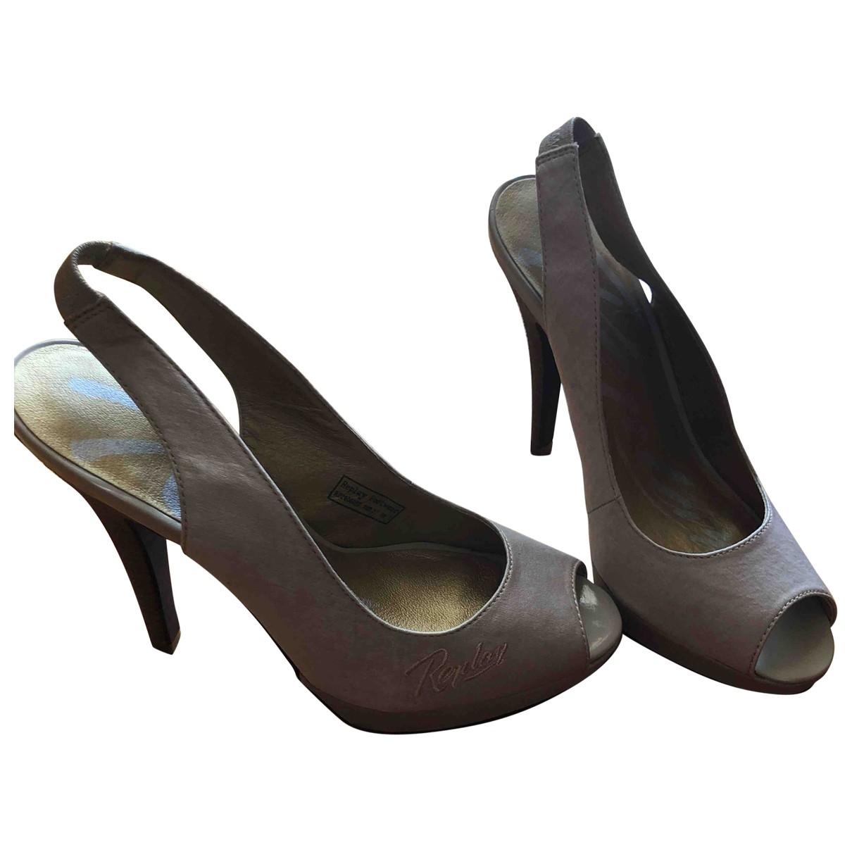 Replay - Sandales   pour femme - gris