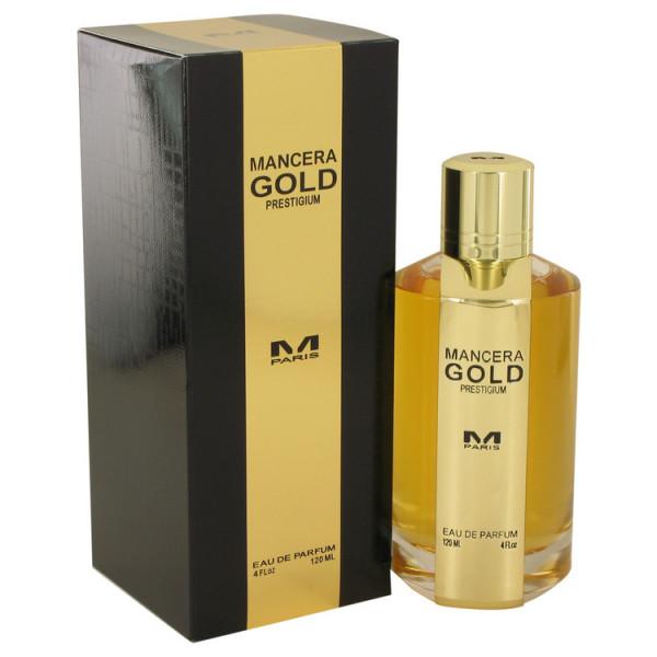 Mancera - Gold Prestigium : Eau de Parfum Spray 4 Oz / 120 ml