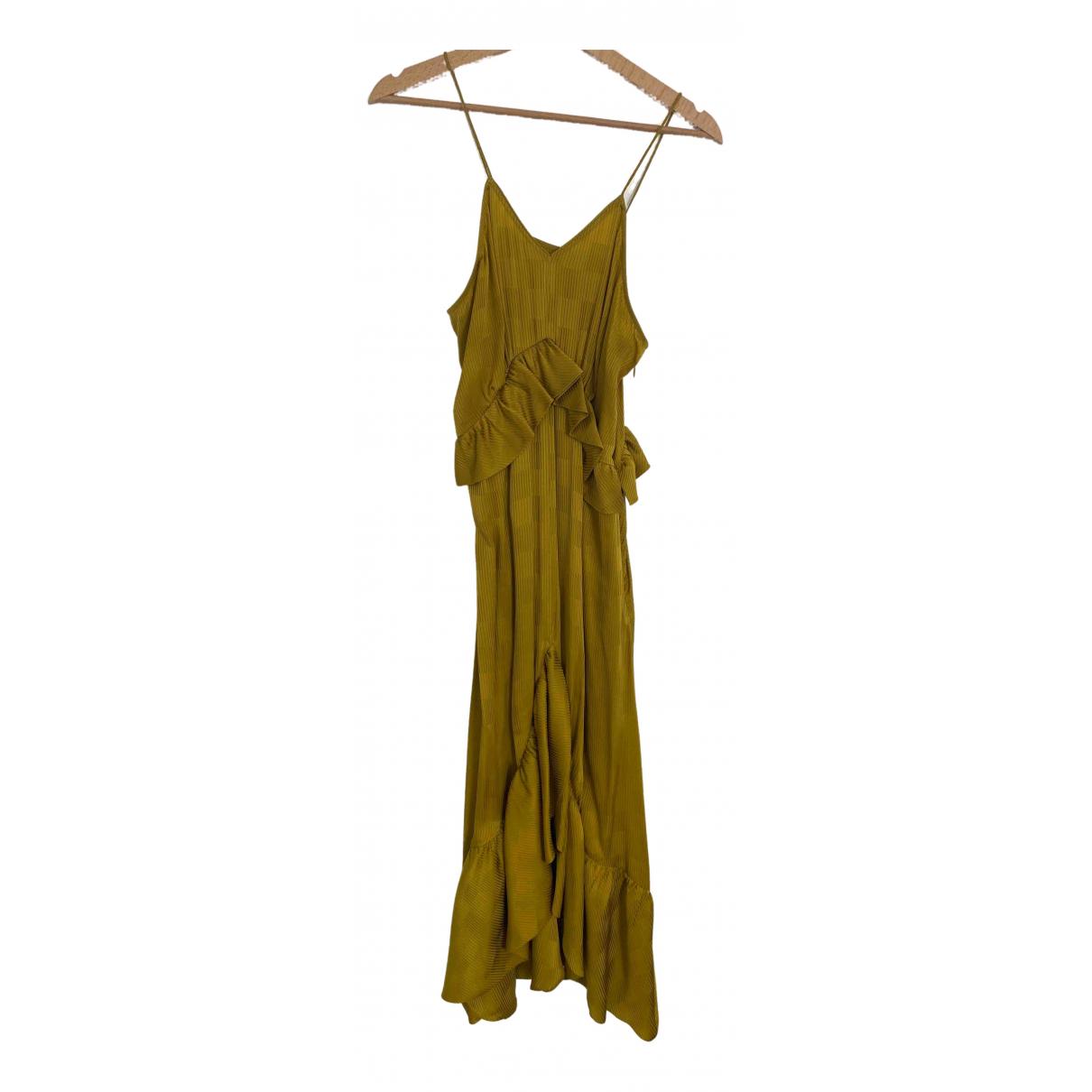 Maxi vestido de Seda Soeur