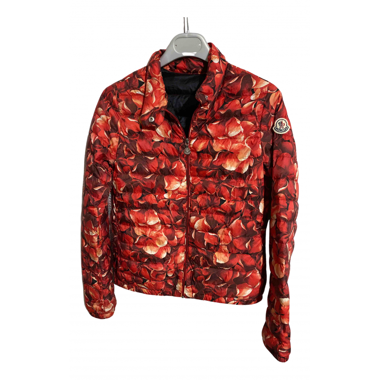 Moncler N Red jacket & coat for Kids 12 years - XS FR