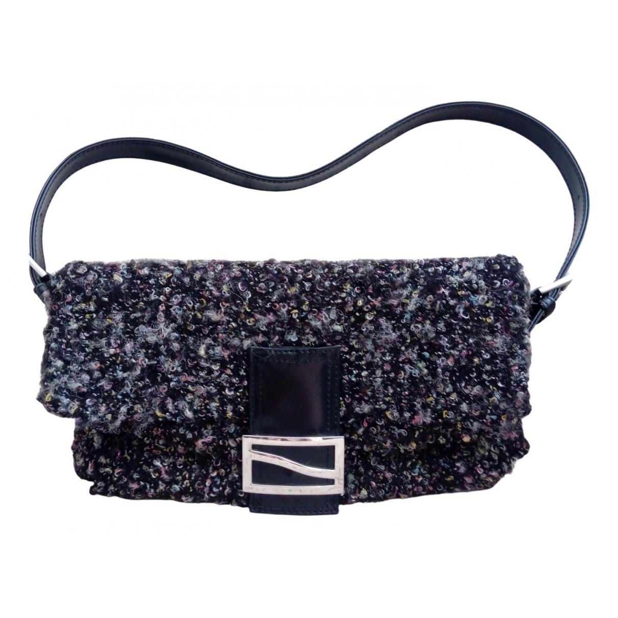 Non Signé / Unsigned \N Multicolour Cloth handbag for Women \N