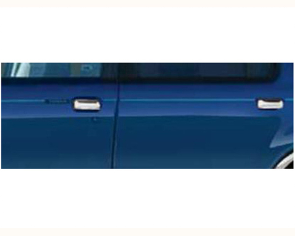 Quality Automotive Accessories ABS | Chrome Door Handle Cover Kit Ford Explorer 2000