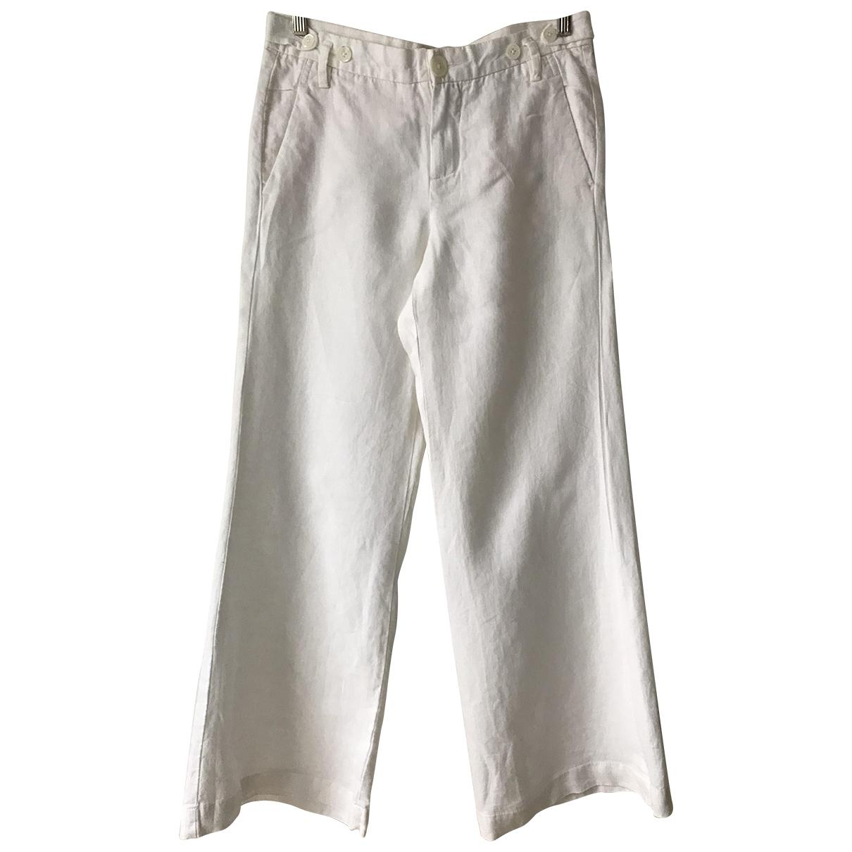 Pantalon de traje de Lino Polo Ralph Lauren