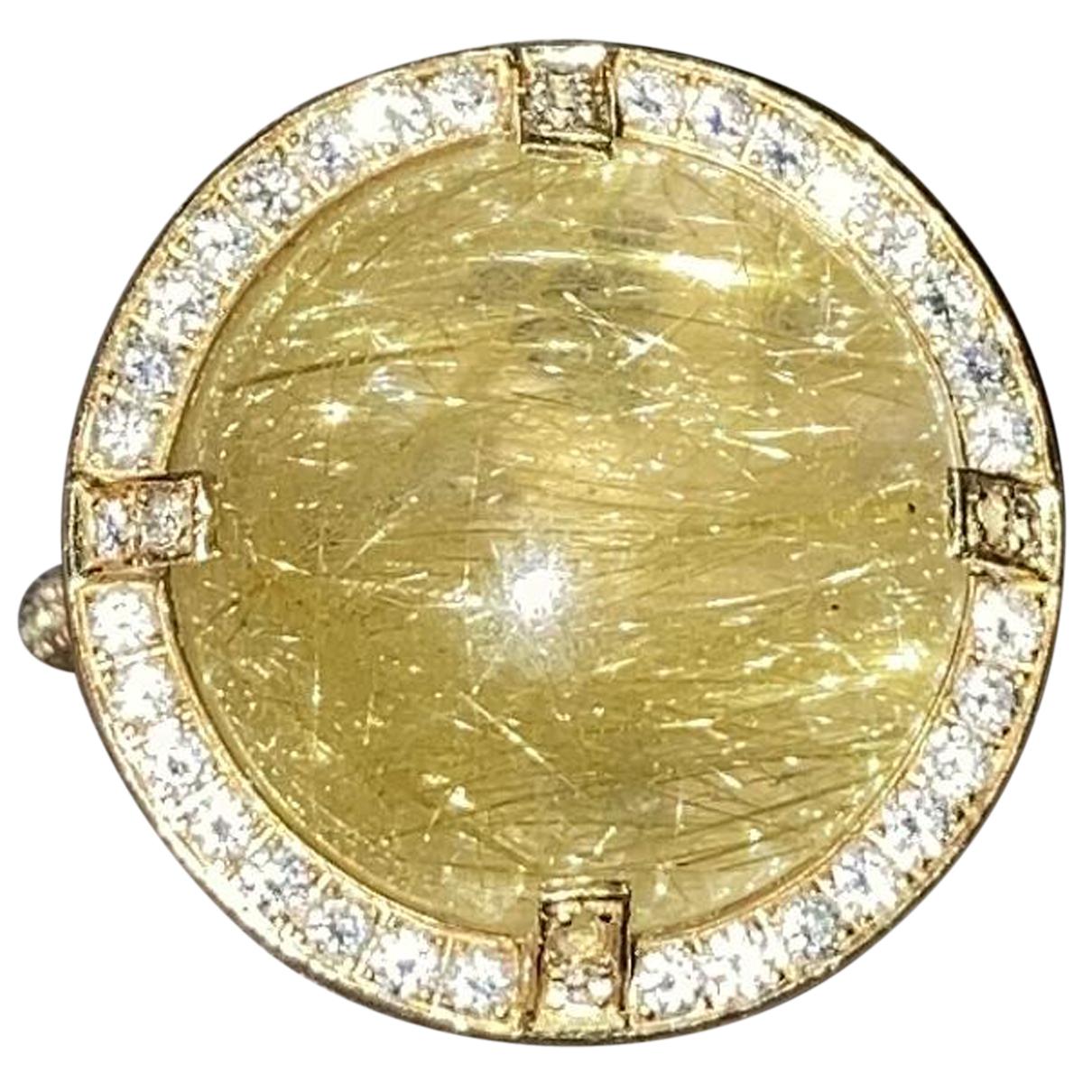 Chaumet - Bague Attrape-Moi… Si tu maimes pour femme en or jaune - jaune