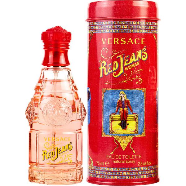 Red Jeans - Versace Eau de toilette en espray 75 ML