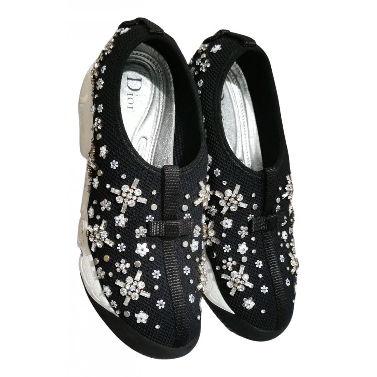 Dior - Baskets Dior Fusion pour femme - noir