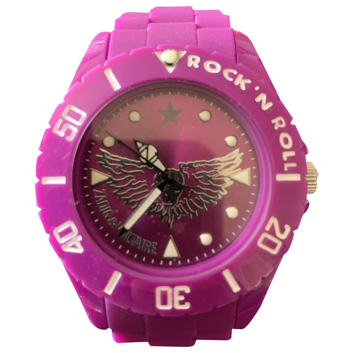 Reloj Spring Summer 2019 Zadig & Voltaire