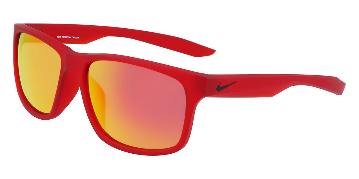 Nike ESSENTIAL CHASER M EV0998 657 Men's Sunglasses Red Size 59