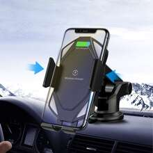 1pc Wireless Charger Car Holder