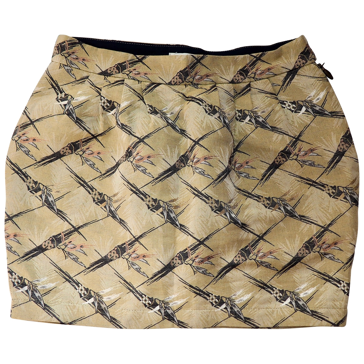Roseanna \N Multicolour Cotton skirt for Women 38 FR