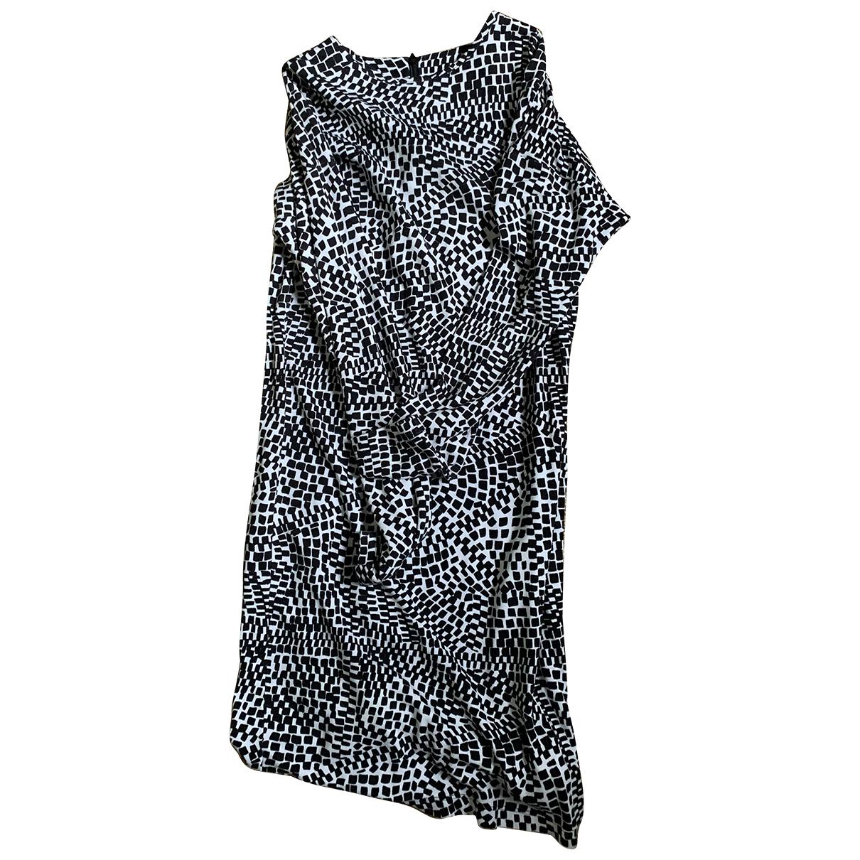 Marimekko - Robe   pour femme en coton - noir