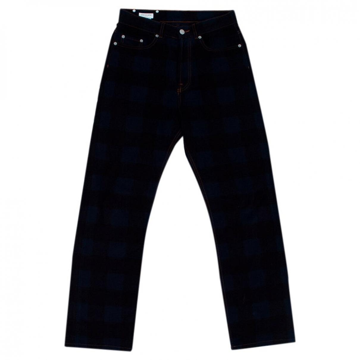 Dries Van Noten \N Multicolour Cotton Trousers for Men 28 UK - US