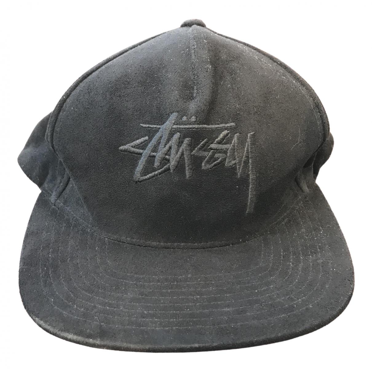 Stussy \N Black hat for Women M International