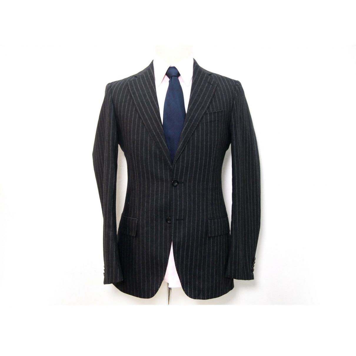 Pal Zileri - Costumes   pour homme en laine - gris