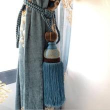 1pc Tassel Curtain Tie Back