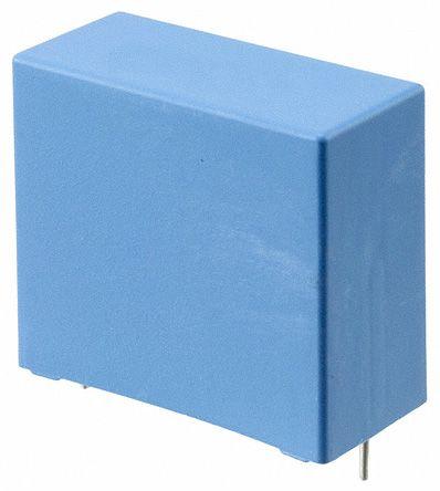 KEMET 1μF Polypropylene Capacitor PP 630V dc ±5% Tolerance PHE450 Series (126)