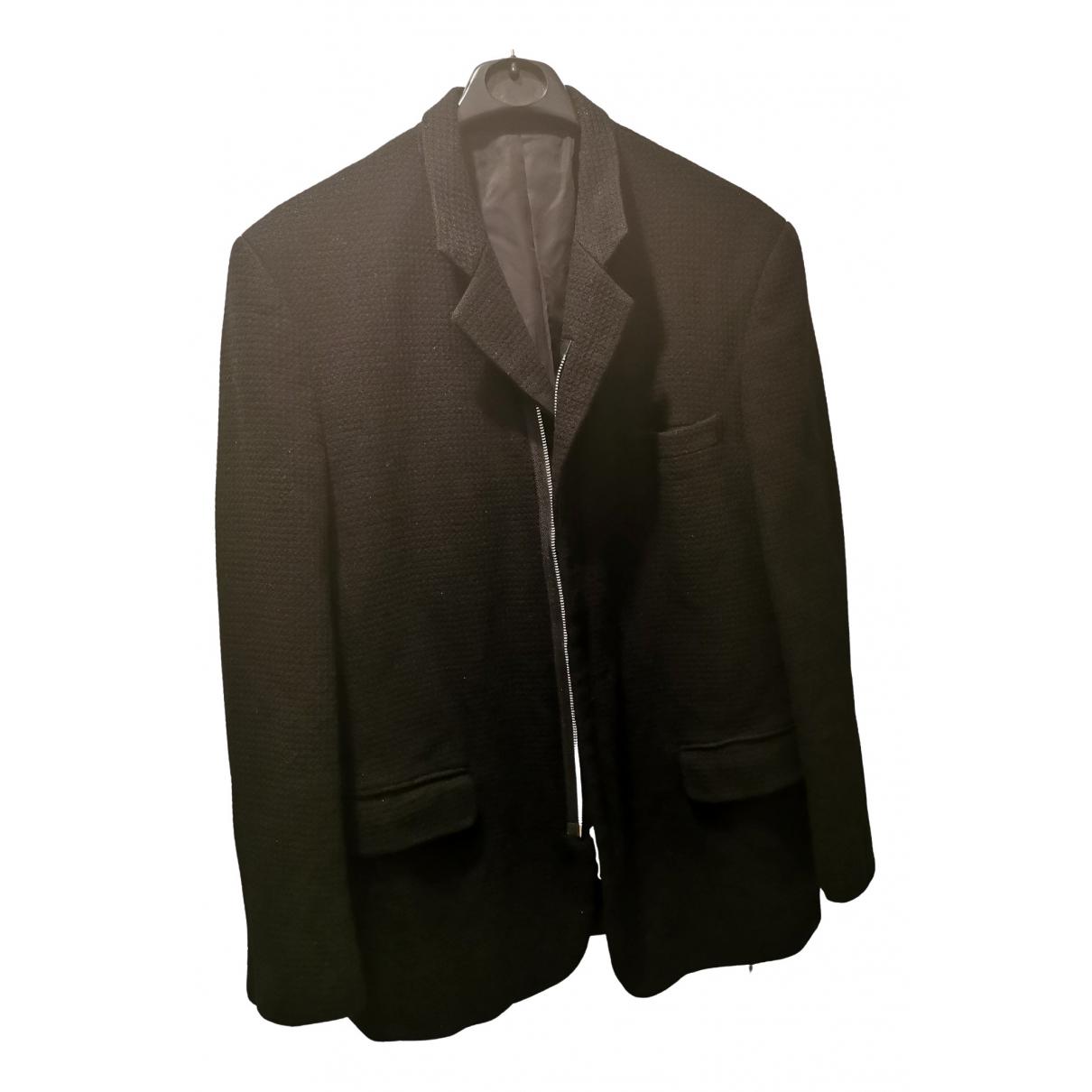 Comme Des Garcons \N Black Wool jacket  for Men L International