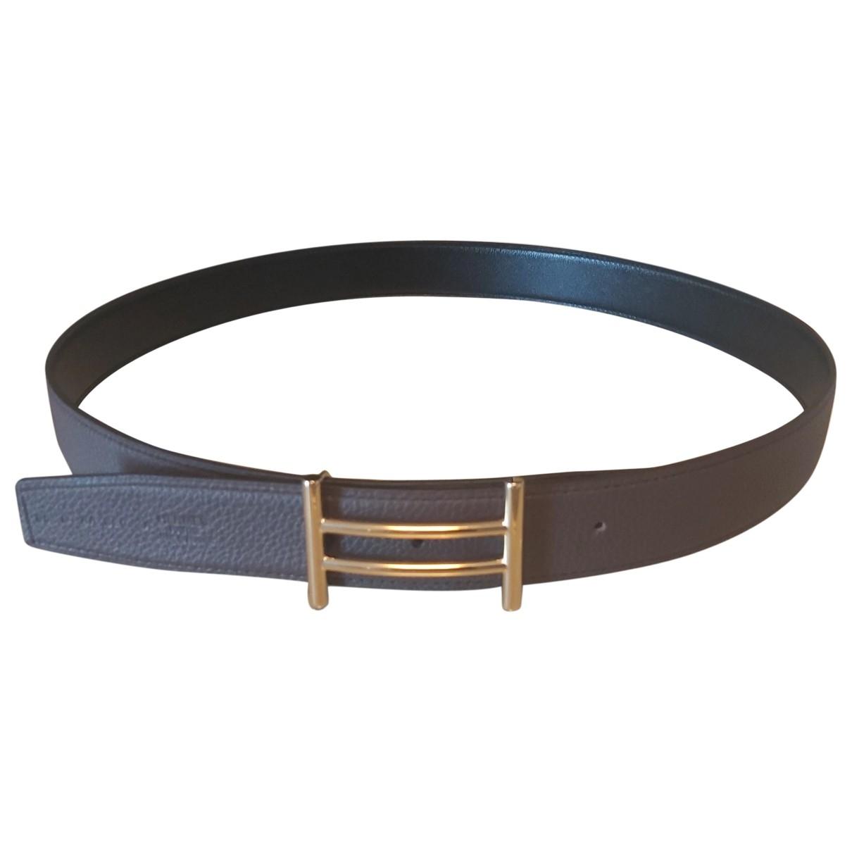 Hermes Belt Guertel in  Braun Leder