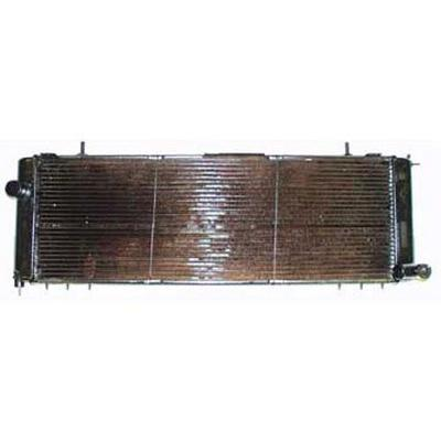 Crown Automotive Replacement Radiator for 4.0L 6 Cylinder Engine with Automatic Transmission - 52028133