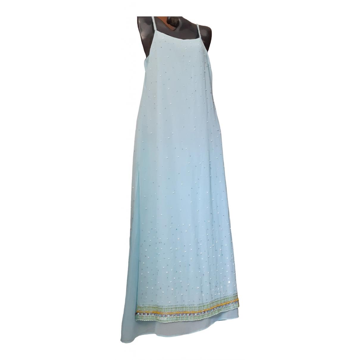 Liu.jo \N Turquoise dress for Women 44 IT