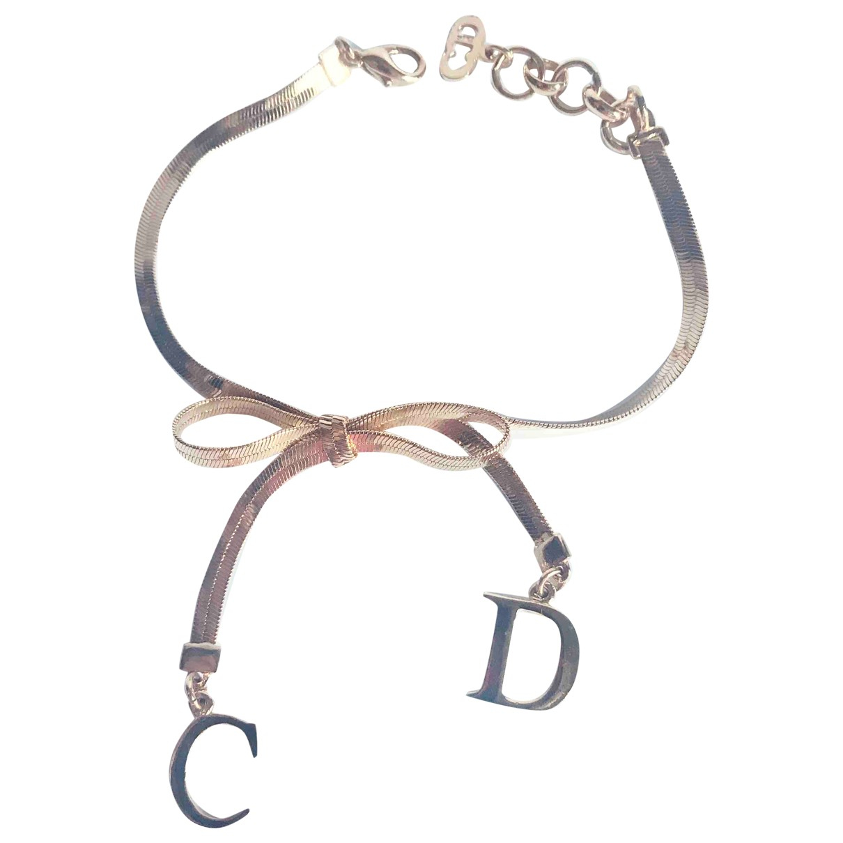 Dior \N Armband in  Gold Metall