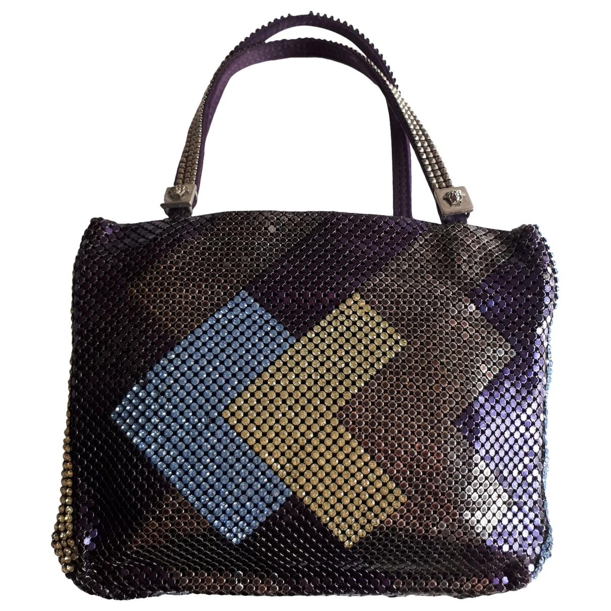 Gianni Versace \N Handtasche in  Bunt Metall
