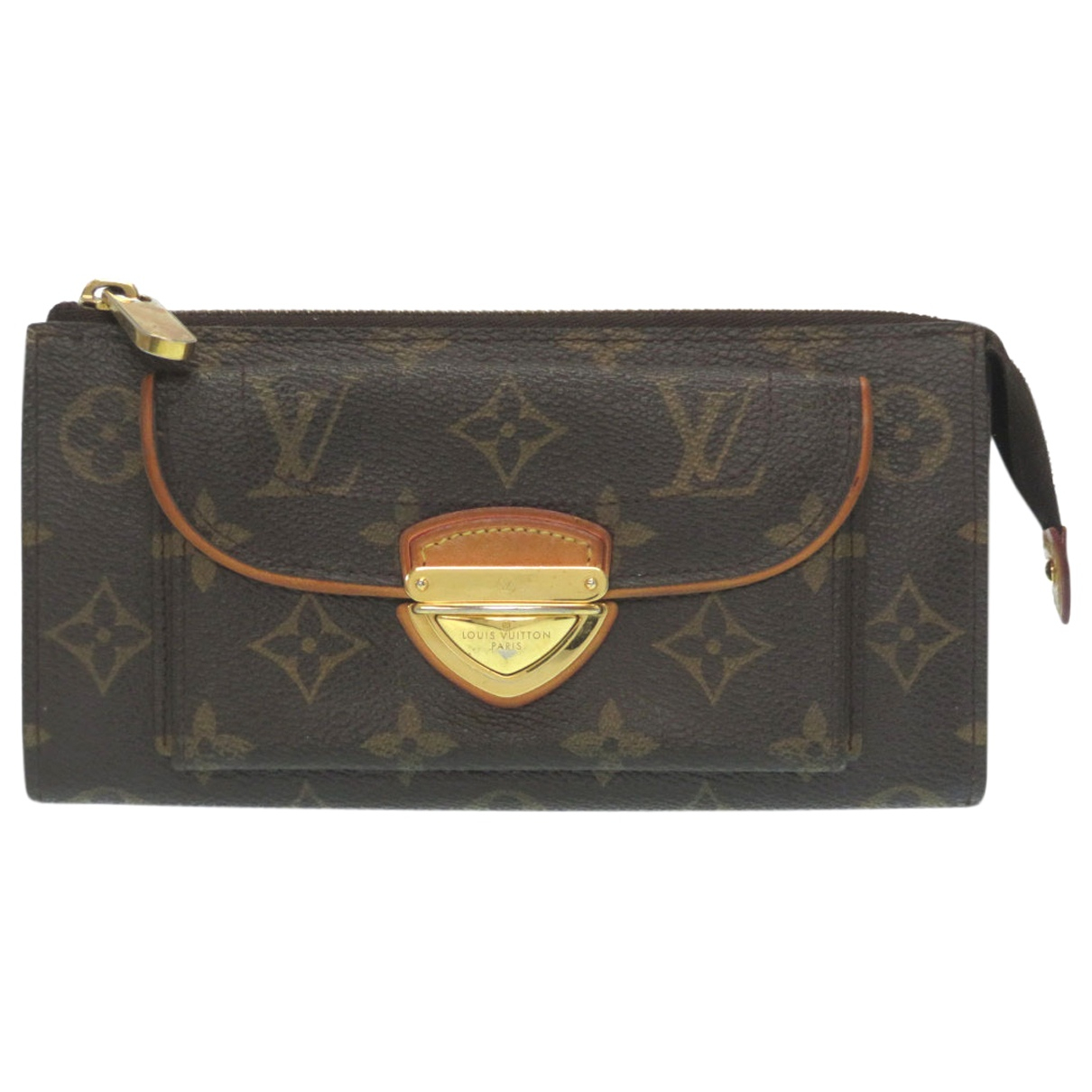 Louis Vuitton Koala Brown Cloth wallet for Women \N