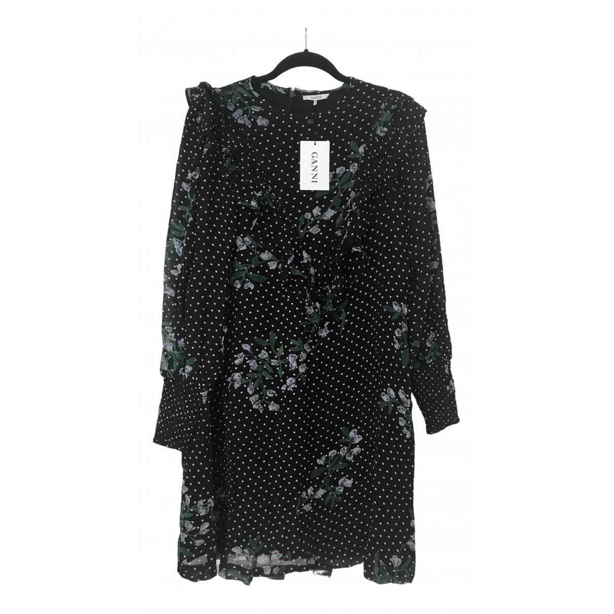 Vestido midi Spring Summer 2020 Ganni