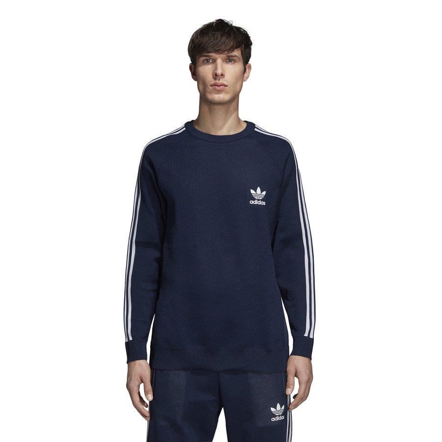 Sweatshirt homme adidas Originals Knit Crew DH5751