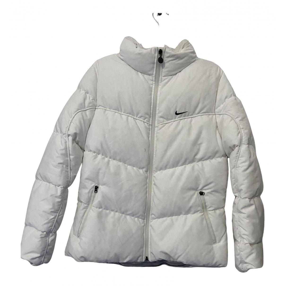 Nike - Veste   pour femme - blanc