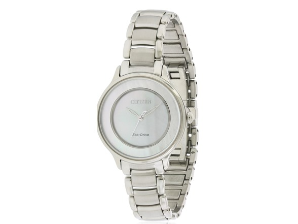 Eco-drive Circle Of Time Ladies Watch