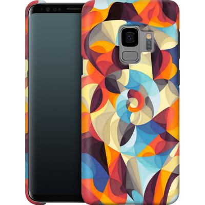 Samsung Galaxy S9 Smartphone Huelle - Colour Power von Georgiana Teseleanu