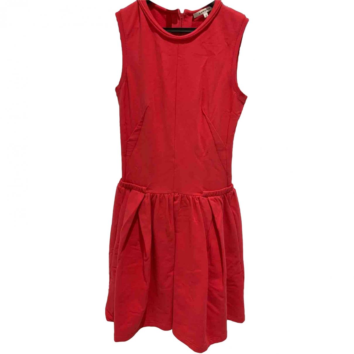 Carven \N Cotton - elasthane dress for Women S International