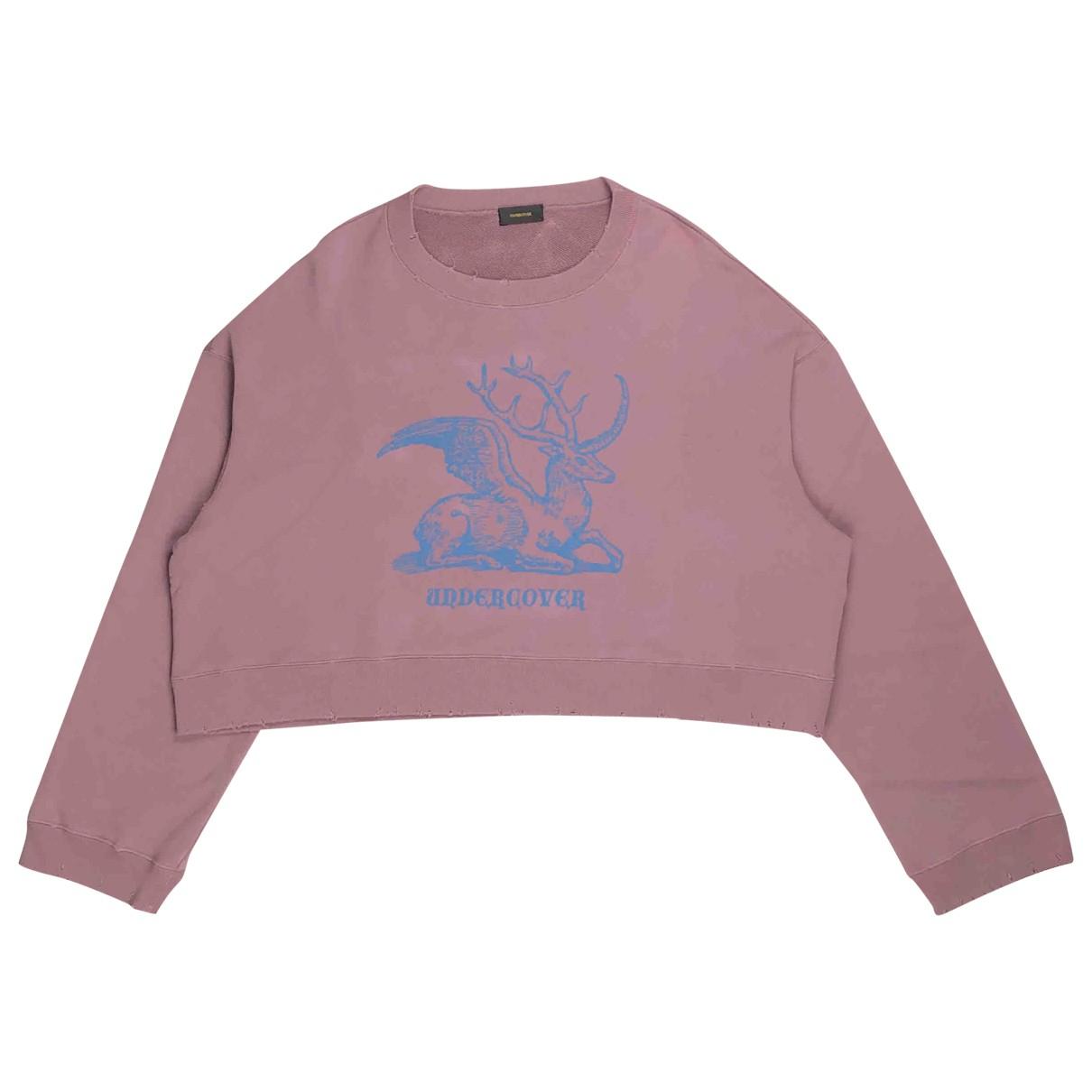 Undercover \N Pullover.Westen.Sweatshirts  in Baumwolle