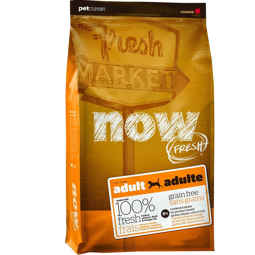 Petcurean Now Fresh Adult Dog Food (25 lb)