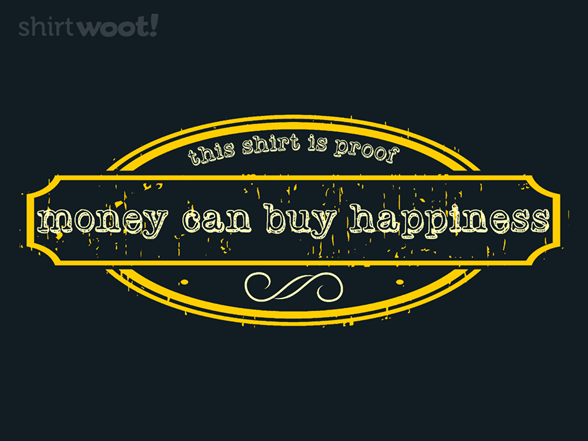 Buy Happiness T Shirt
