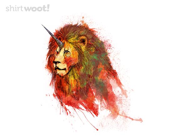 King Of Fantastical Beasts T Shirt