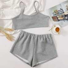 Cami Top & Shorts Set