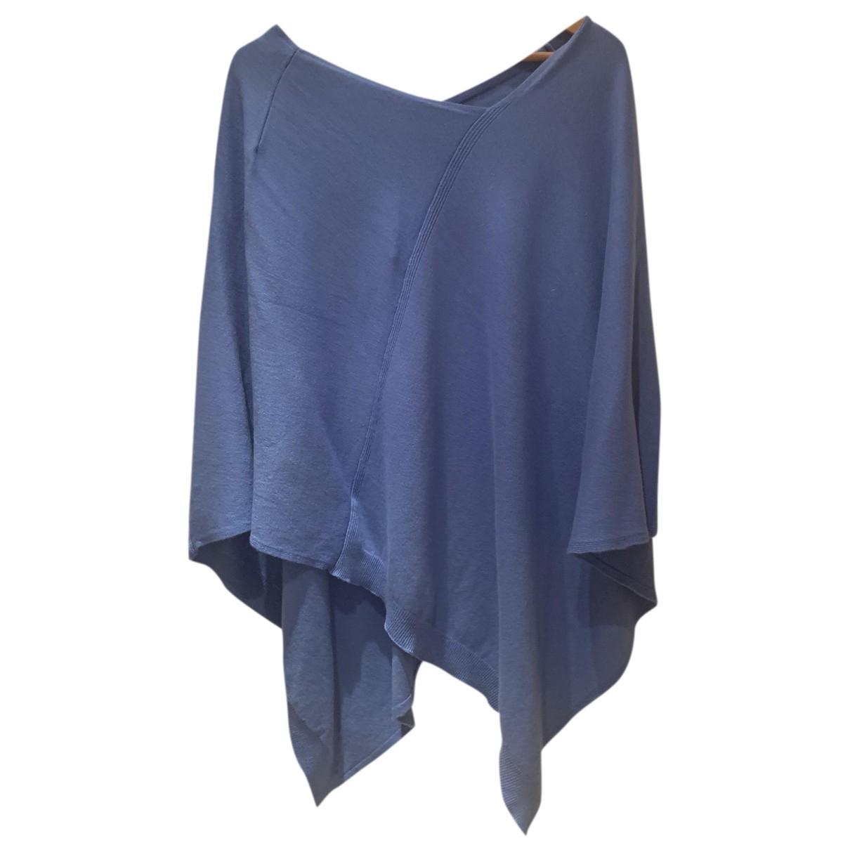 Willow - Pull   pour femme en cachemire - bleu