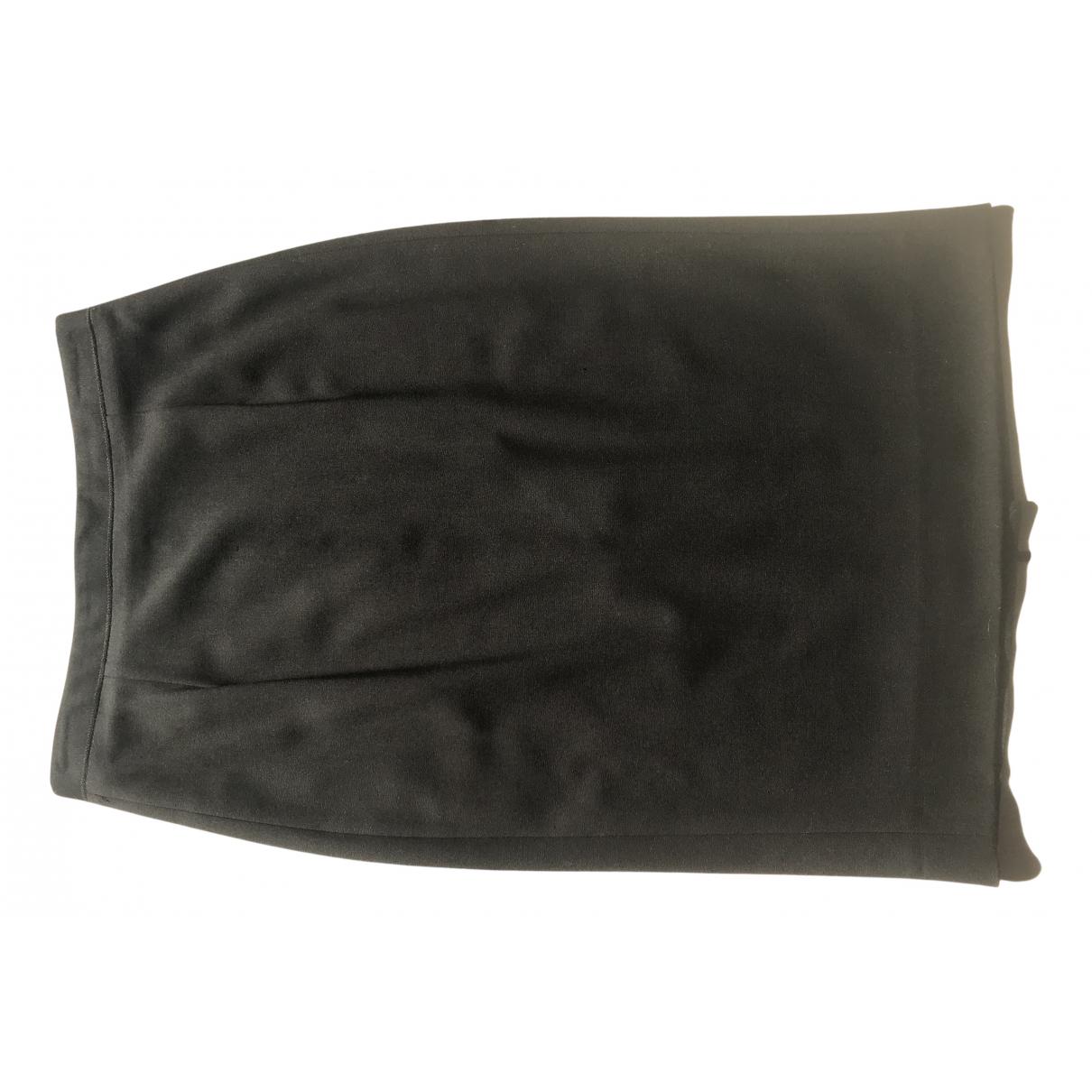 Dsquared2 \N Black Wool skirt for Women 40 IT