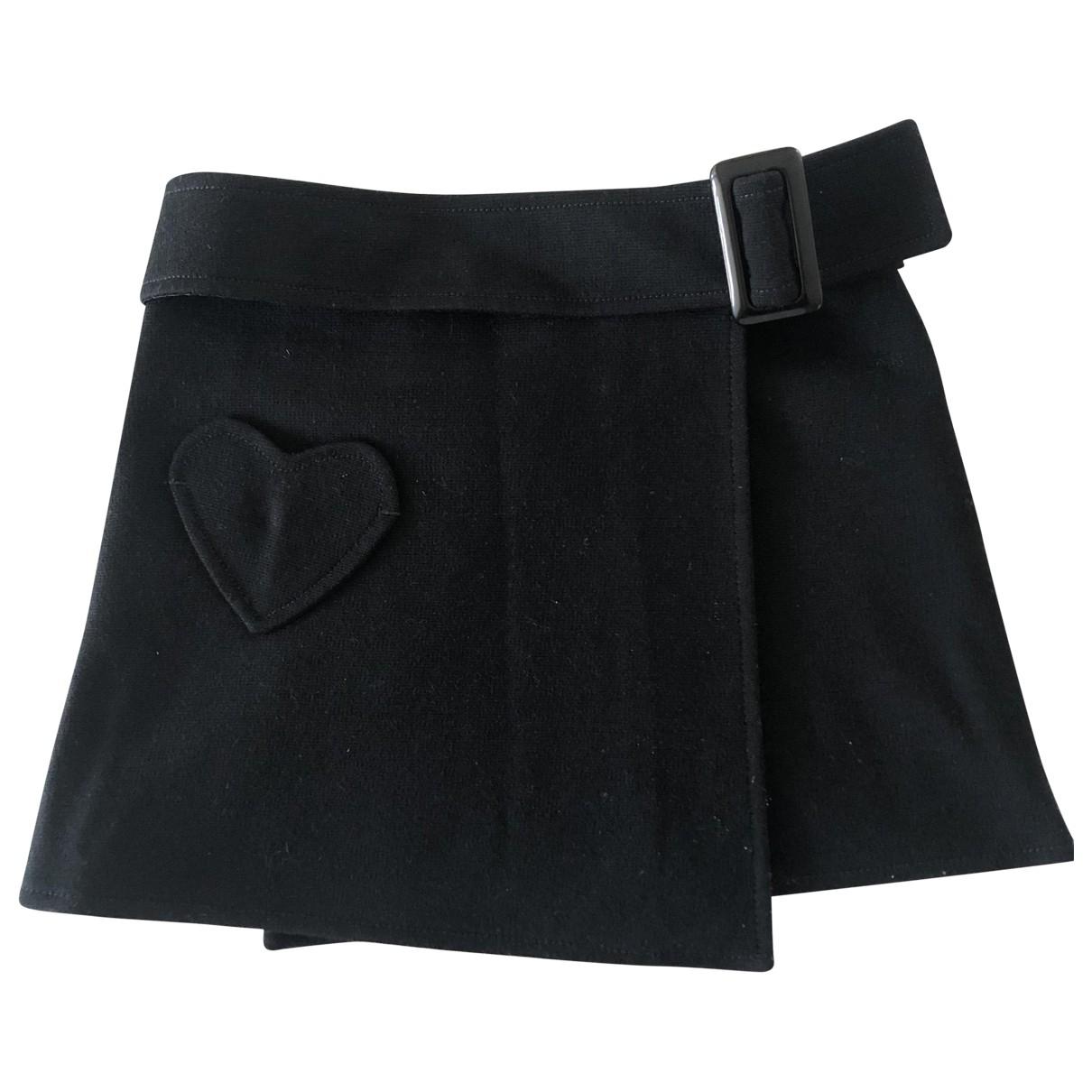 Dior - Jupe   pour enfant en coton - noir