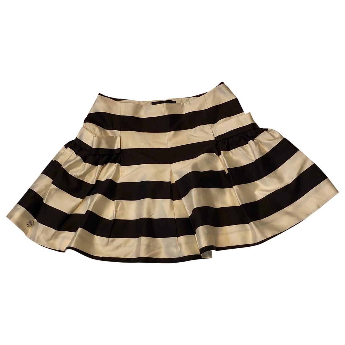 Philipp Plein \N Multicolour Silk skirt for Women L International