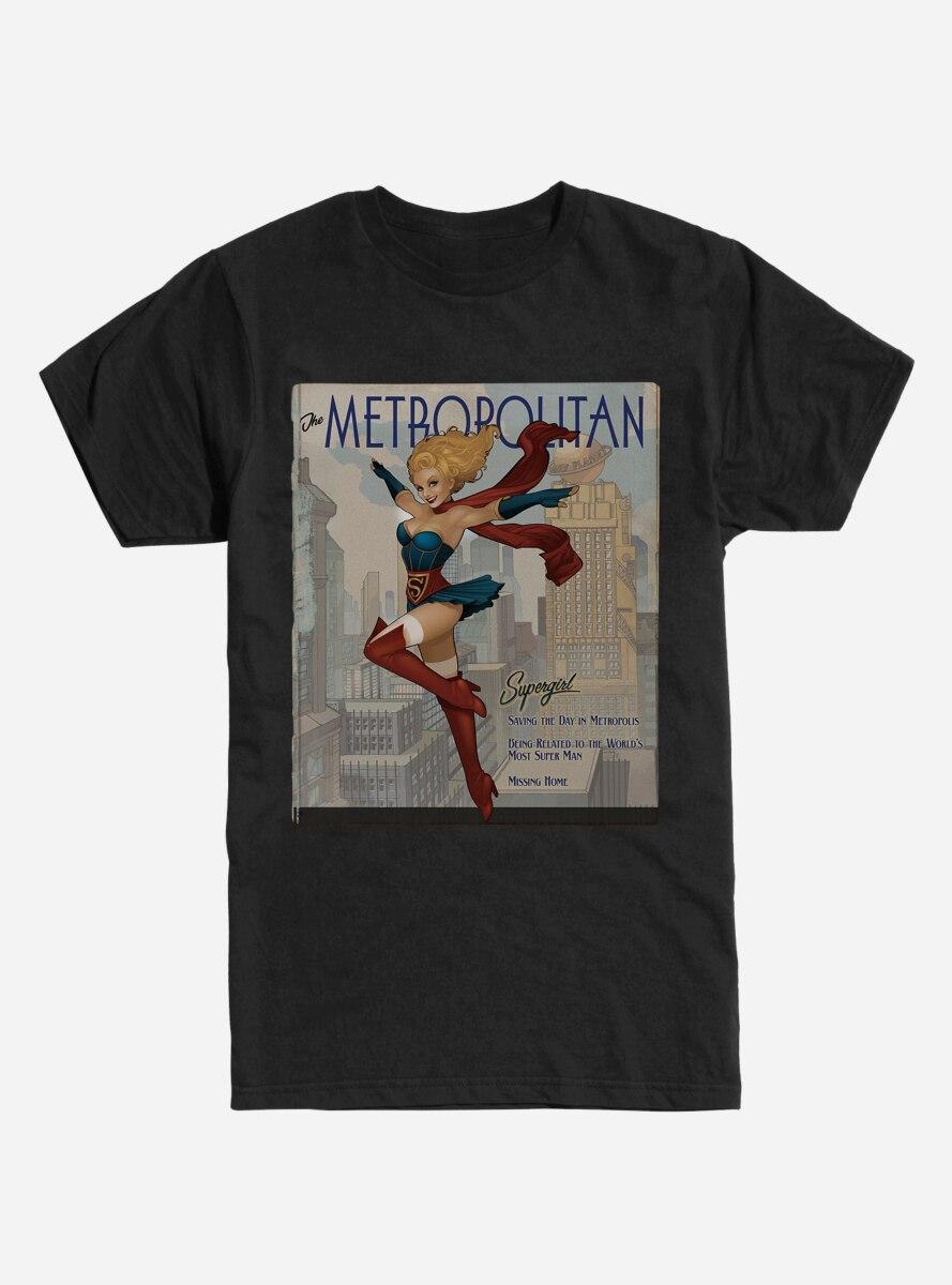 DC Comics Supergirl Metropolitan T-Shirt