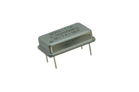 MITADENPA , 4MHz Crystal Oscillator, ±25ppm CMOS, TTL MXO-11A 4.0000MHz